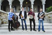 Charm City Junction: Alex Lacquement, Patrick McAvinue, Brad Kolodner, Sean McComiskey