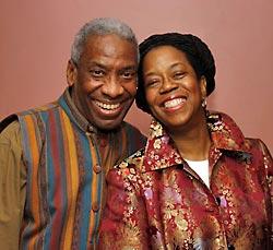 Reggie & Kim Harris