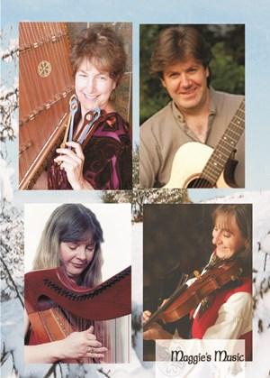 Maggie Sansone, Pat Egan, Sharon Knowles, Andrea Hoag