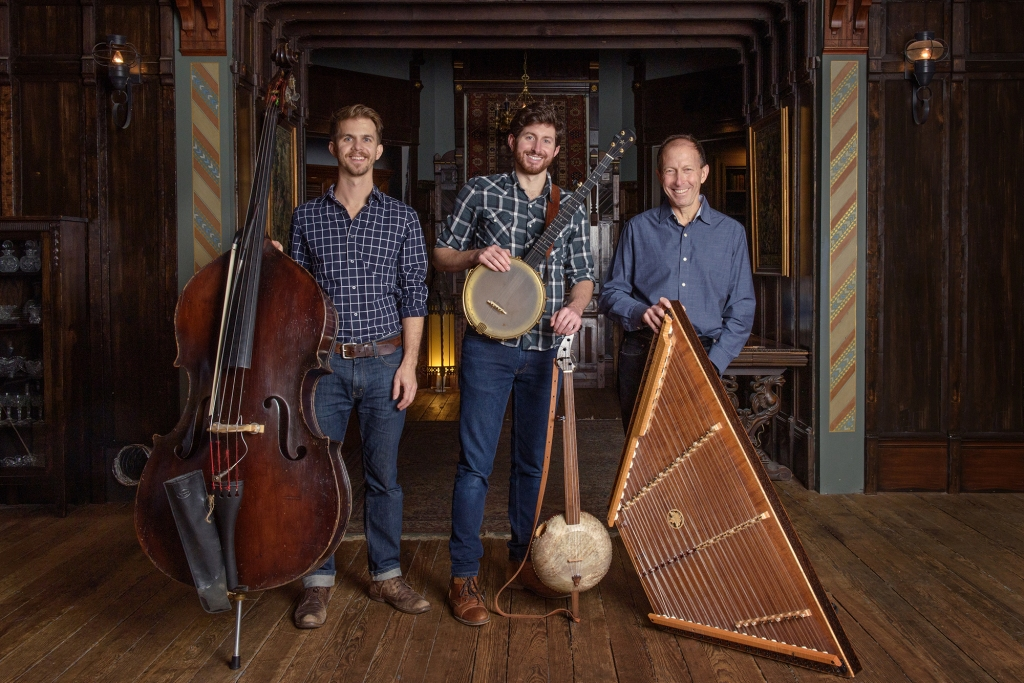 Ken & Brad Kolodner Trio